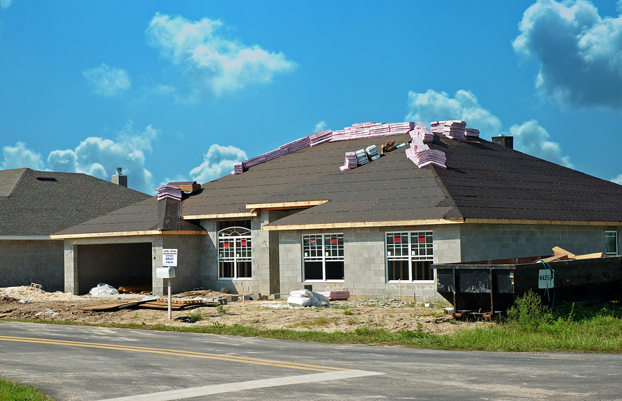 bigstock-new-home-construction-822090 2